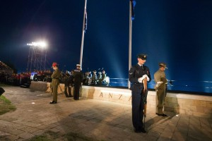 anzac ceremonies