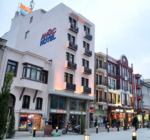 anzac hotel canakkale