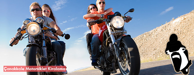 canakkale motorsiklet kiralama