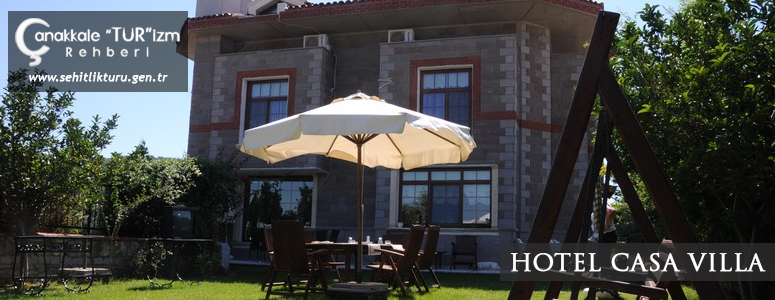Hotel Casa Villa Eceabat