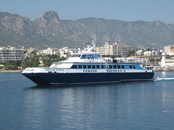 Kuşadası – Samos Adası Feribot Seferleri