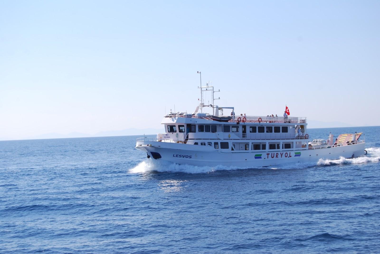 Ayvalık – Midilli Adası Feribot Seferleri