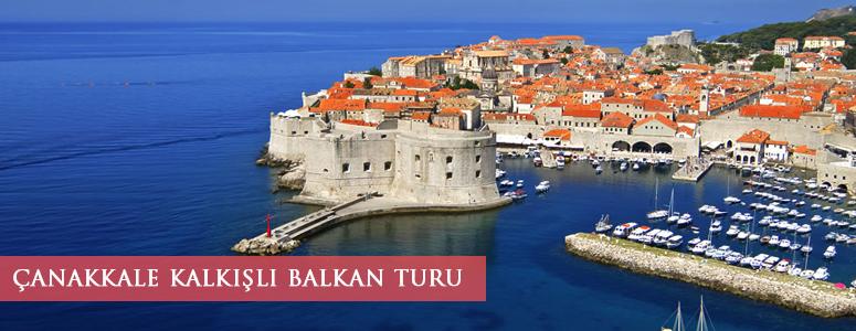 Büyük Balkan Turu – Çanakkale Hareketli