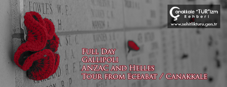 Full Day Gallipoli Tour From Eceabat / Canakkale ...