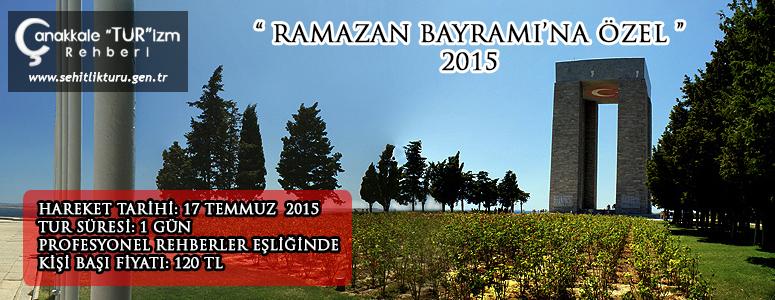 Ramazan Bayramı'na Özel Günübirlik Şehitlik Turu ( İstanbul Hareketli )