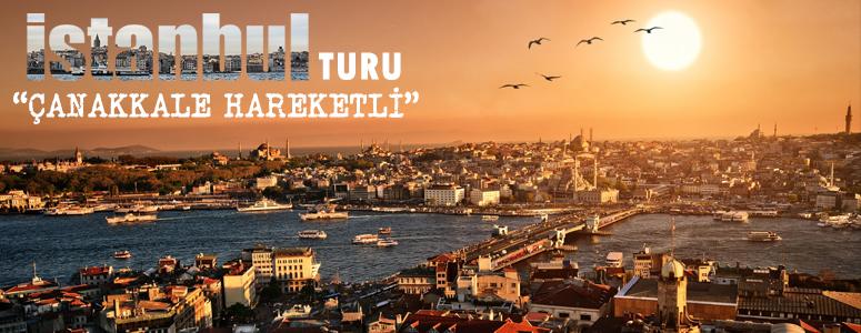 2016 yılına özel İSTANBUL TURU