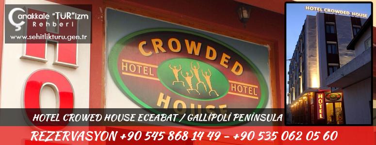 crowded house hotel eceabat