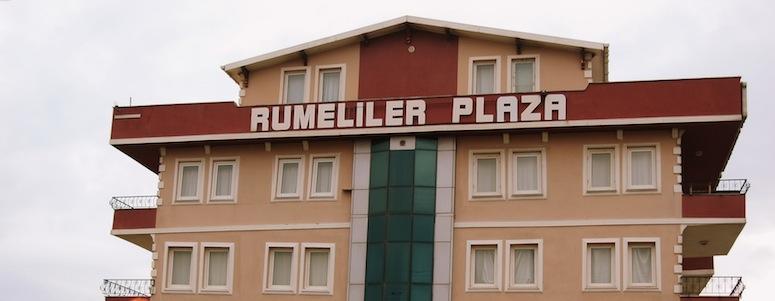 rumeliler residence plaza