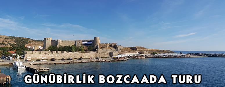 27 Ağustos – Bozcaada Turu