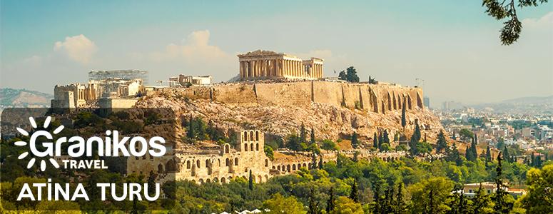 Atina Turu 3 Gün 2 Gece – Çanakkale Kalkışlı