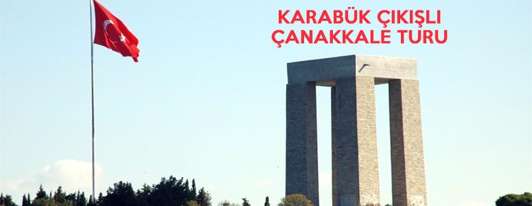 Karabük / Safranbolu Çıkışlı Çanakkale Turu