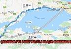 istanbul çanakkale feribotu
